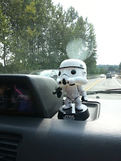 Storm Trooper Bobblehead