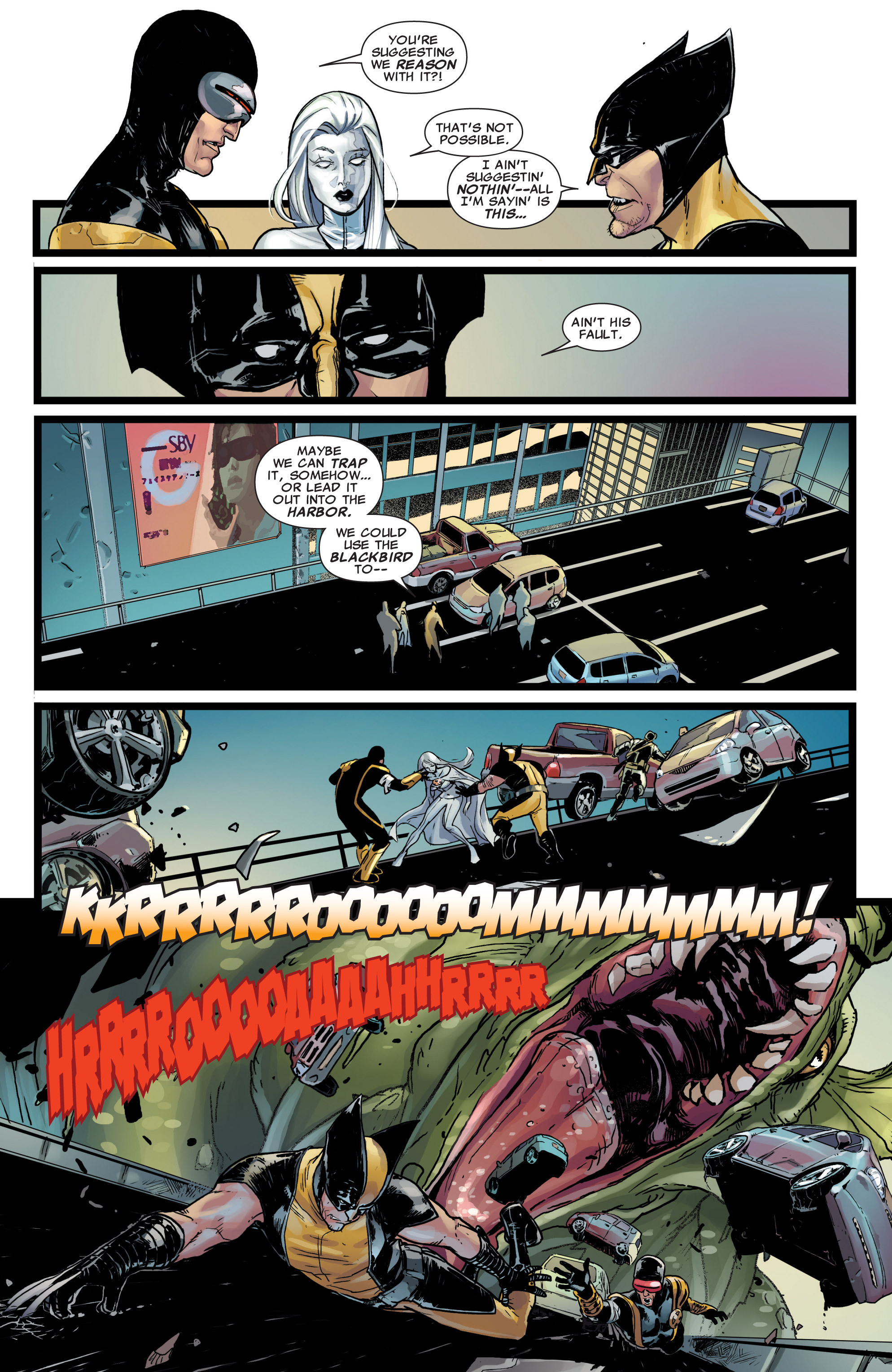 Read online Astonishing X-Men (2004) comic -  Issue #37 - 22