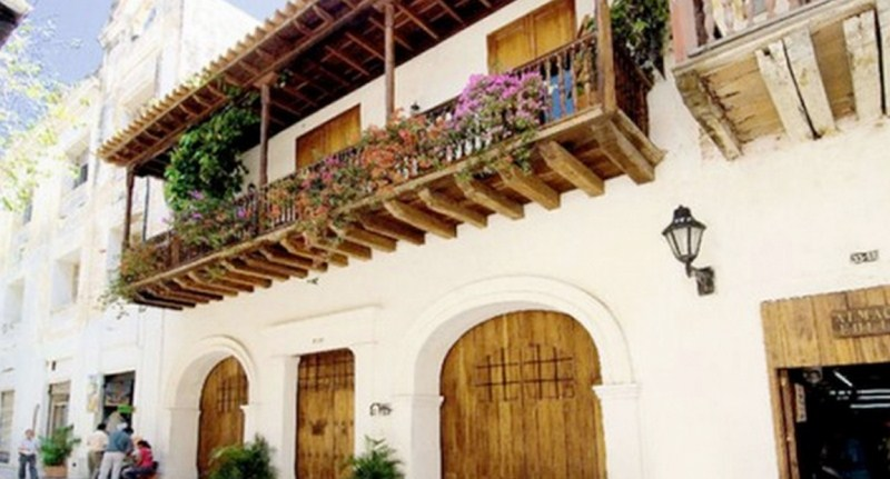 paisajes casas antiguas coloniales herencia espaola