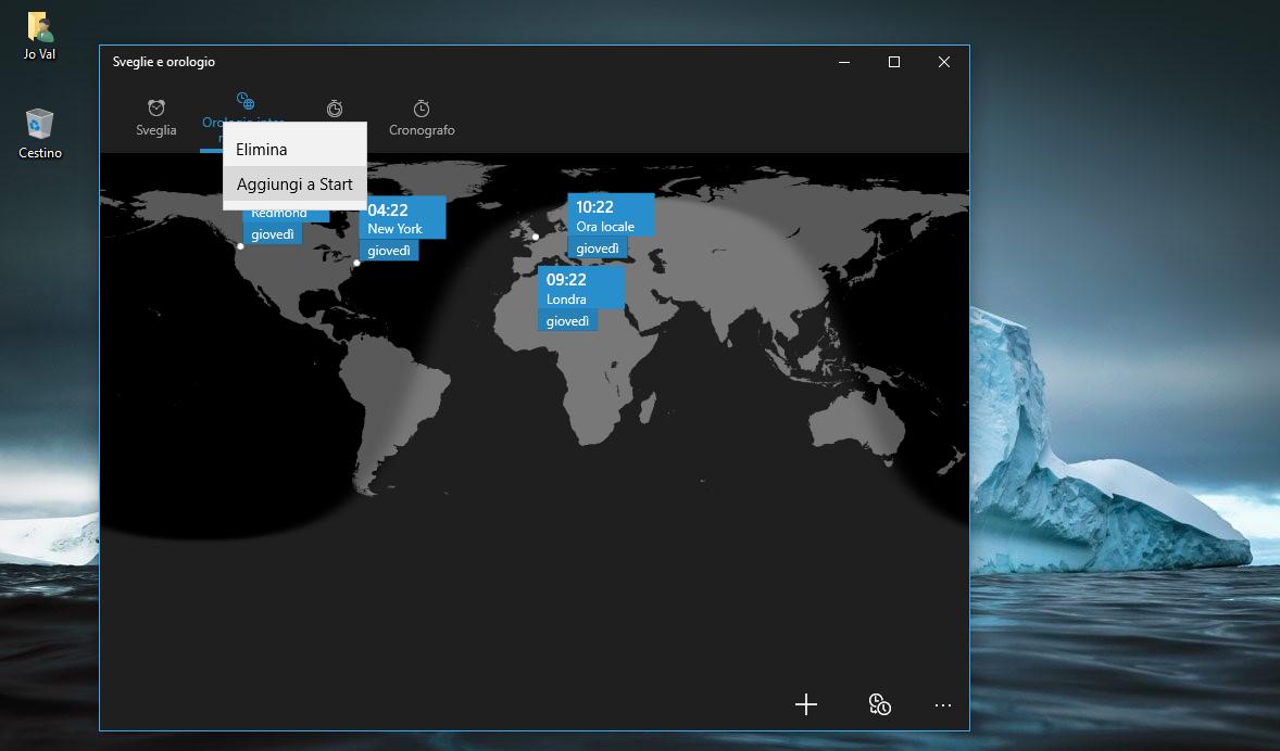 Come impostare più orologi con diversi fusi orari in Windows 10 7 HTNovo