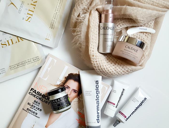 Neue Hautpflege Produkte - CAUDALIE, dermalogica, Kiki Health, Joyona pure Nature