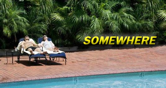 Sofia Coppola movie Somewhere Review