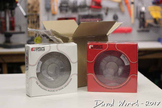 filament packaging, dryness