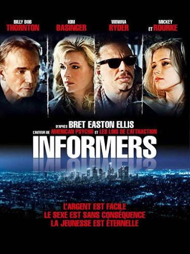 The Informers (2008) เปิดโปงเมืองโลกีย์