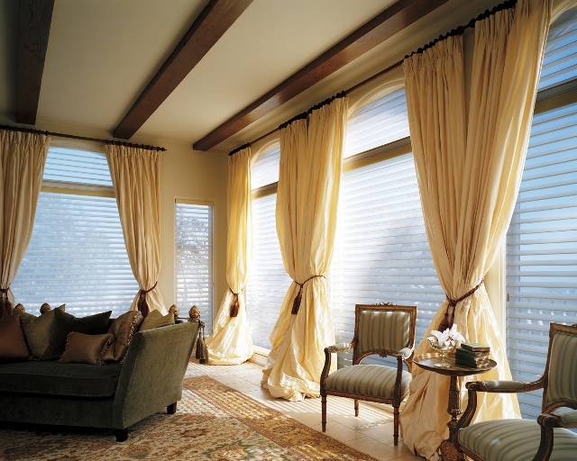WINDOW Treatments for New Vinyl WINDOWS