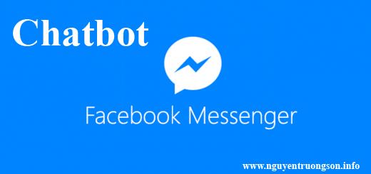 Tạo chatbot Messenger Miễn phí, Trả lời tin nhắn tự động qua Messenger