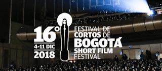 POS Festival de Cortos de Bogotá: BOGOSHORTS #16 2018