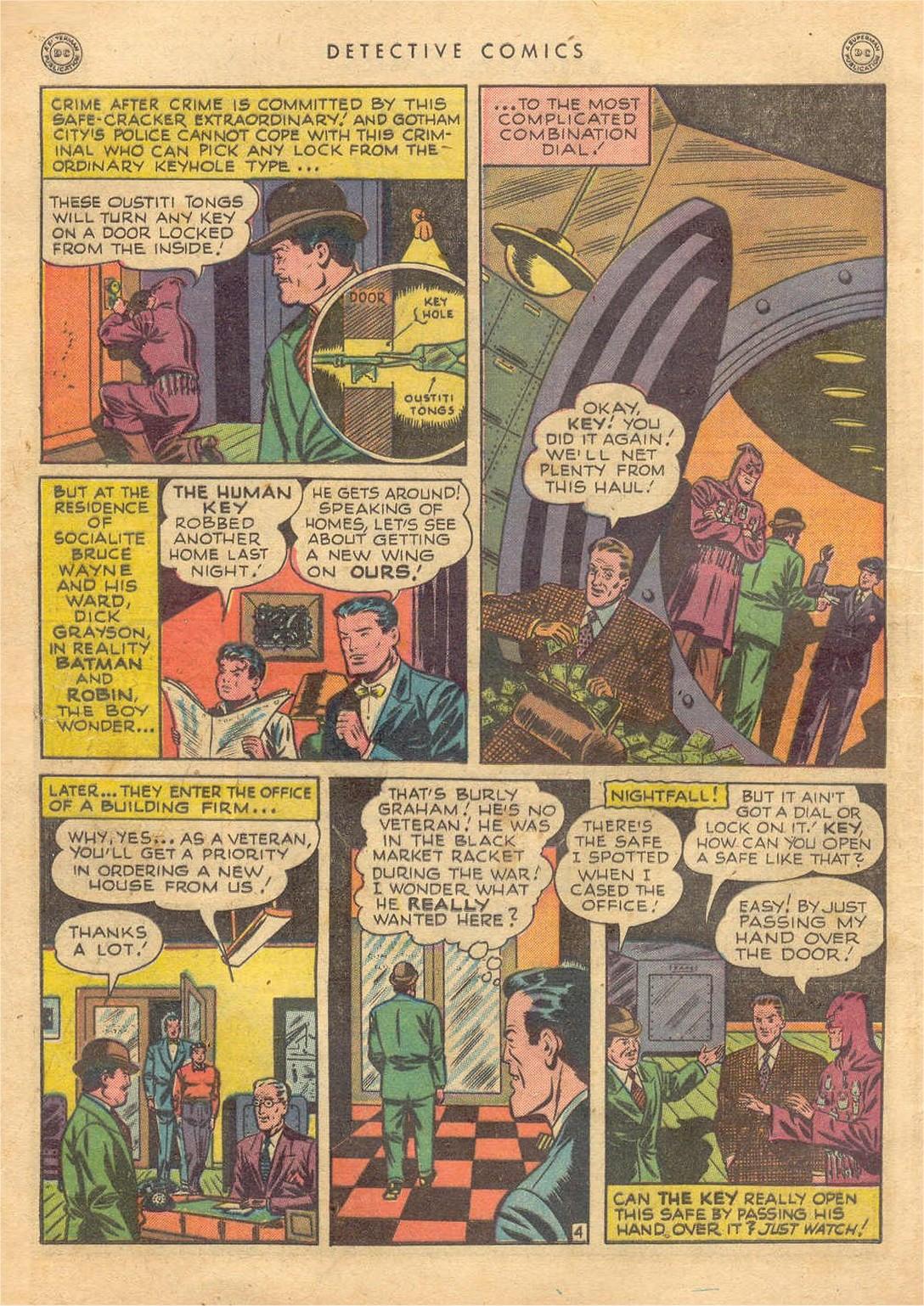 Read online Detective Comics (1937) comic -  Issue #132 - 6