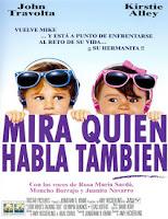 Mira Quién Habla También (Look Who's Talking Too) (1990)