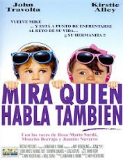 pelicula Mira Quién Habla También (Look Who's Talking Too) (1990)