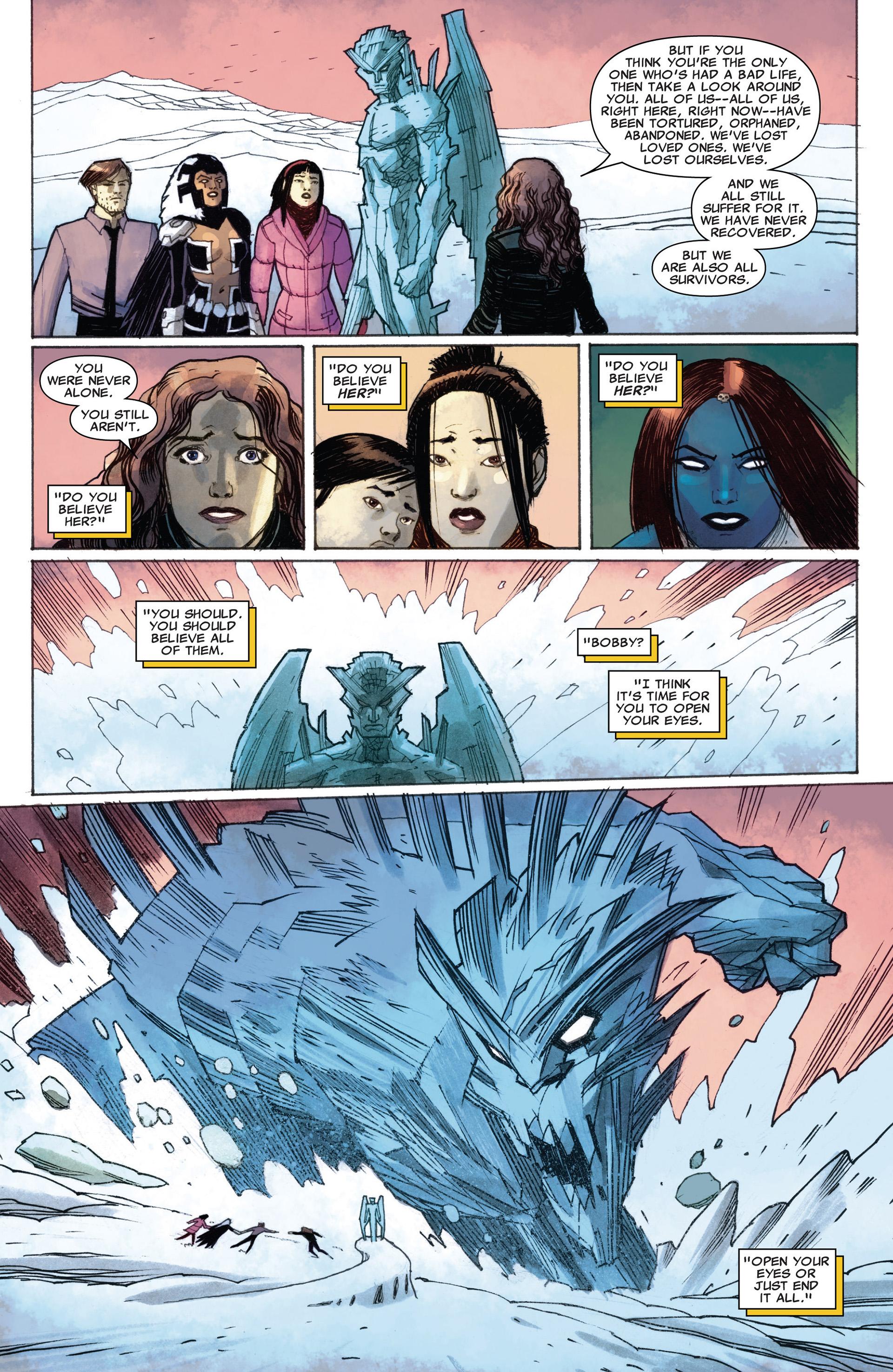 Read online Astonishing X-Men (2004) comic -  Issue #65 - 15