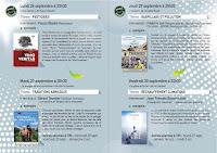 Seconde �dition du cycle de cin�ma �colo citoyen, Ecologos