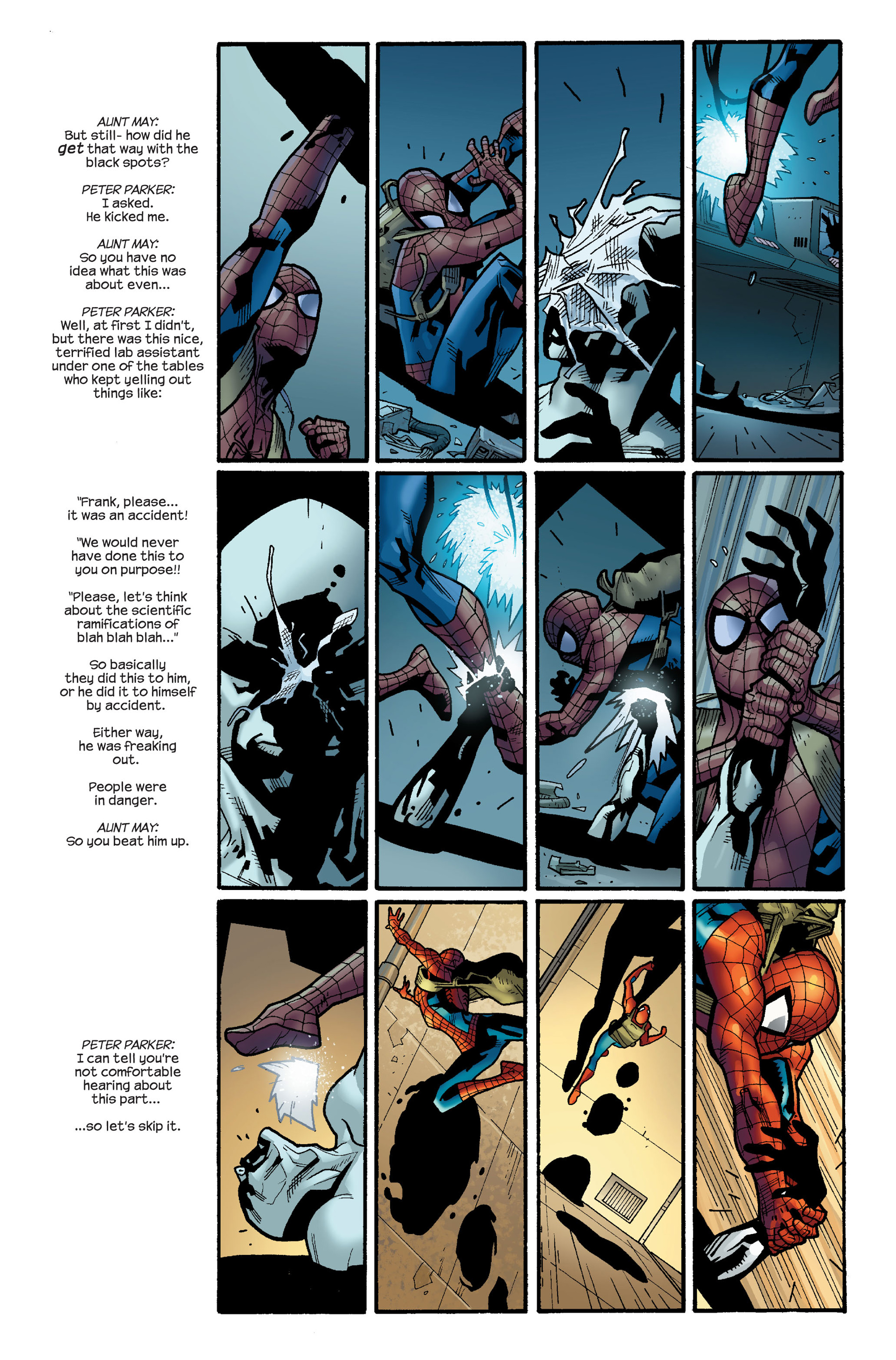 Read online Ultimate Spider-Man (2000) comic -  Issue #111 - 14