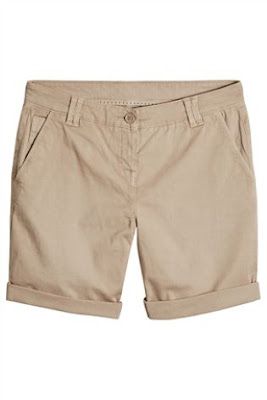 Next Chino Shorts in Neutral