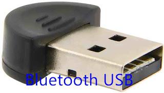 Pasang Bluetooth di Komputer