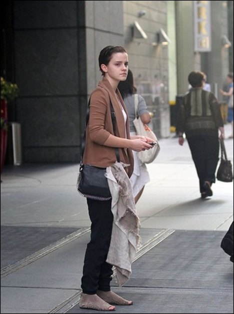 Harry Poter Girl Quot Emma Watson Quot Loves To Wears Her