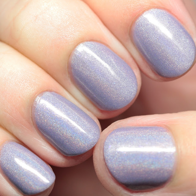Octopus Party Nail Lacquer Soft Swerve