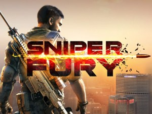 Sniper Fury v1.0.0l MOD APK+DATA-cover