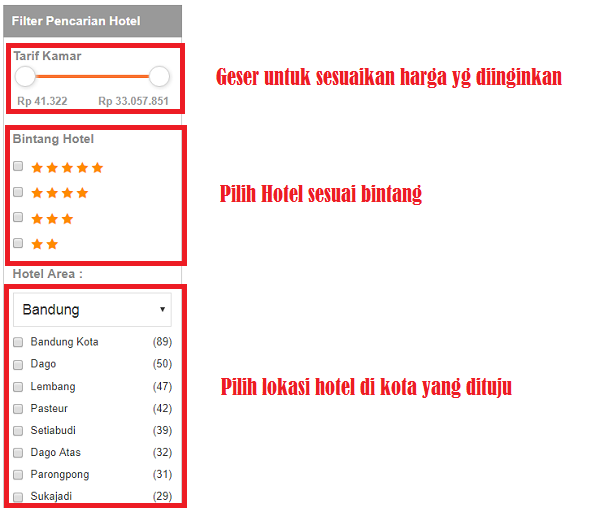 booking hotell online
