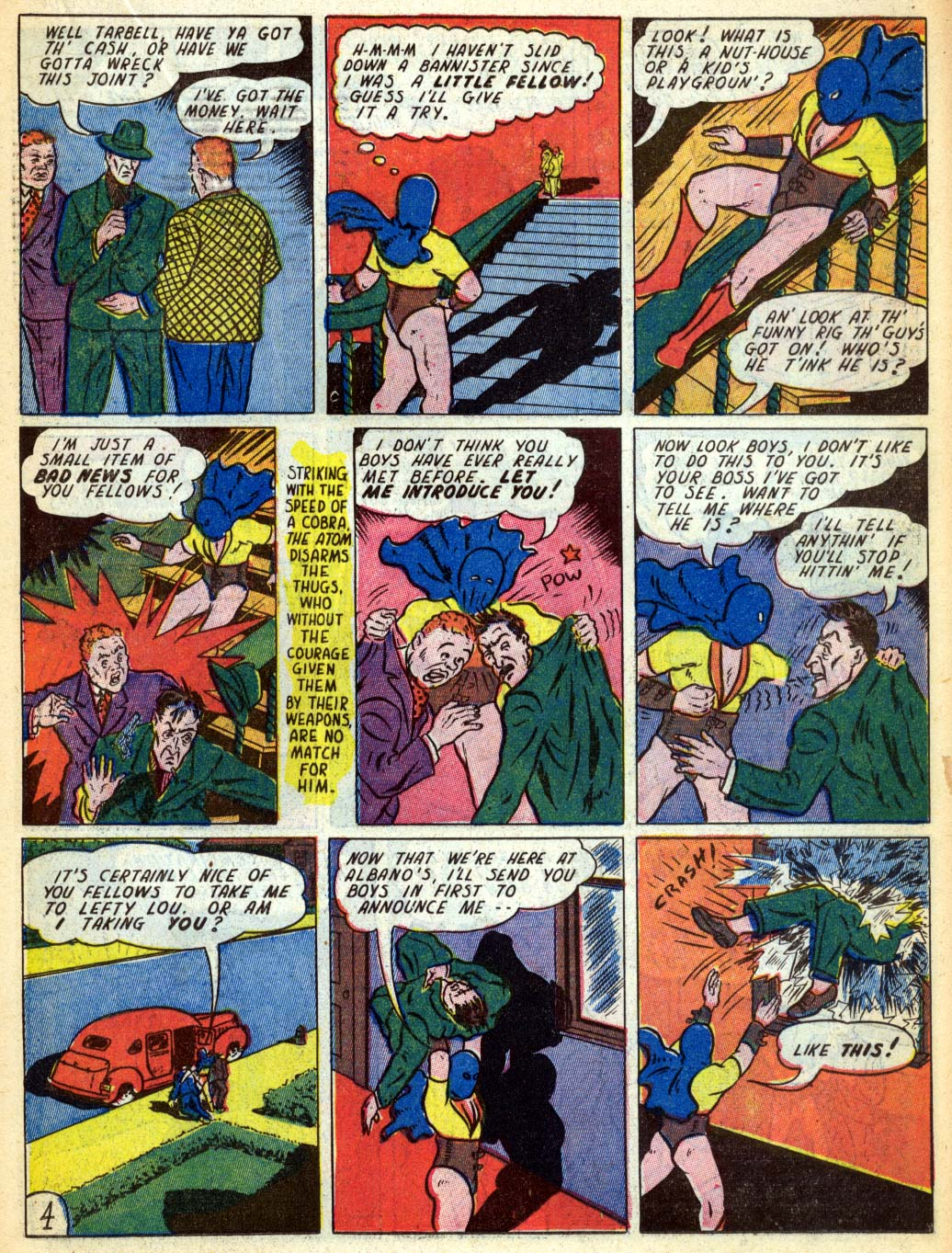 Read online All-American Comics (1939) comic -  Issue #22 - 33