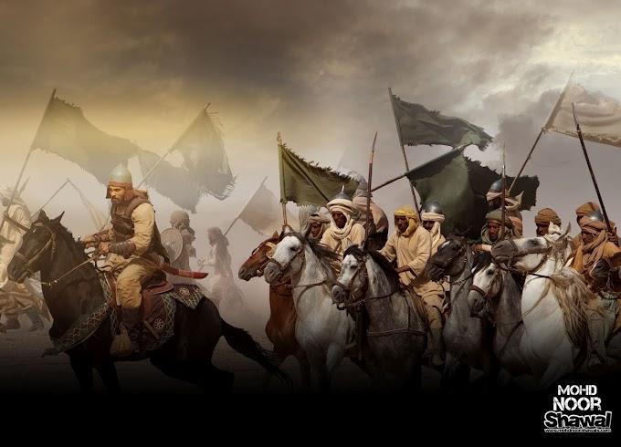 [Al Kisah] Salahuddin Al - Alyubi (Episod 2 - Pertukaran Hidupnya)