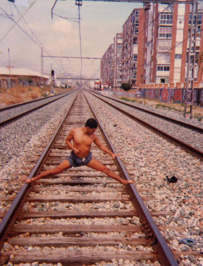 El mundo de chiki fotografias de artes marciales de chiqui 2 for Gimnasio hercules