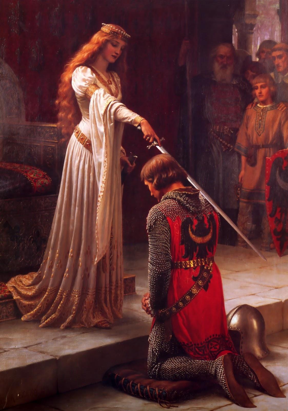 Le Chevalier Courtois Mythe Ou Realite L Ideal Chevaleresque