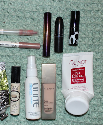 May 2017 Empties