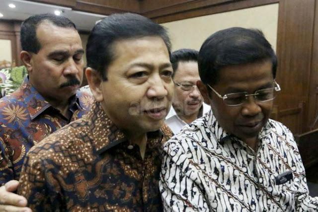 KPK Minta Novanto Tak Seret Presiden di Kasus e-KTP