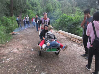 Transportation to hiking