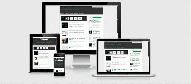 Dtombal blogger template V3.0 fast loading