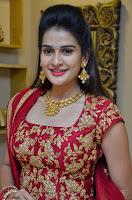 Jenny Honey in Stunning Dark Red Anarkali Dress at Splurge   Divalicious curtain raiser ~ Exclusive Celebrities Galleries 042.JPG