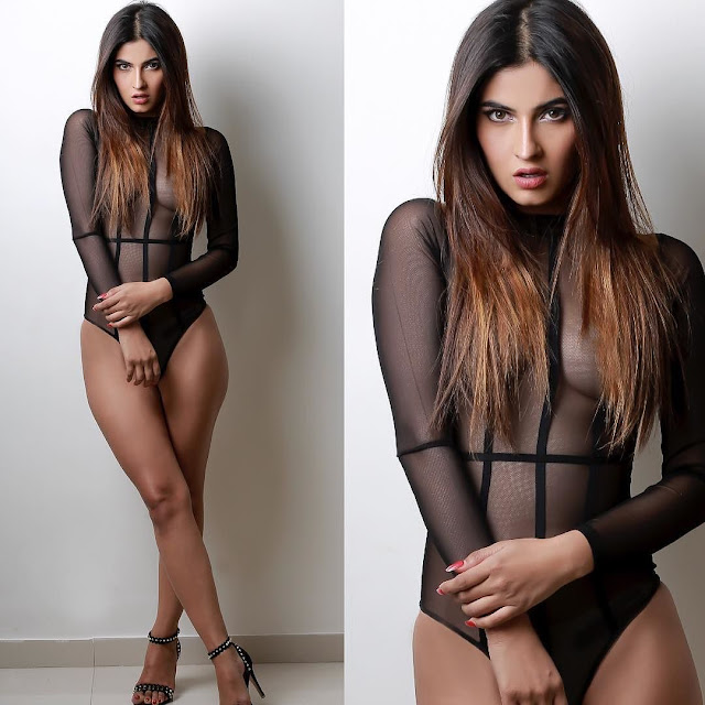 Ragini MMS fame Karishma Sharma's bold photoshoot