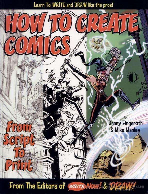 Descarga how to create comics from script to print