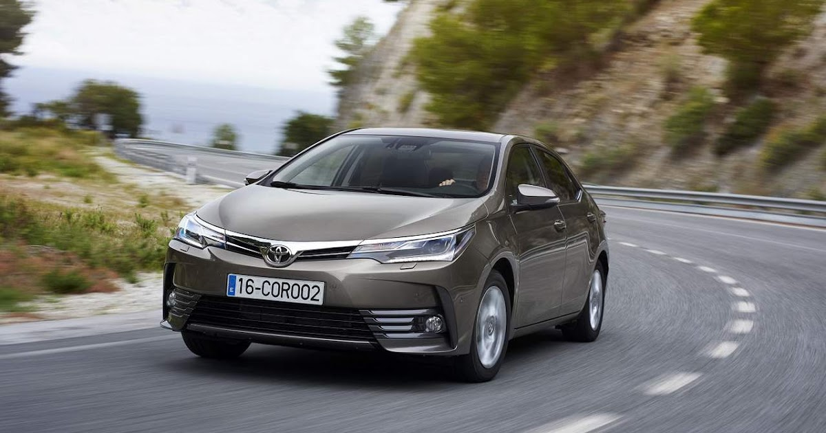 Toyota Corolla 2017 eleito 2º pior carro compacto da Europa