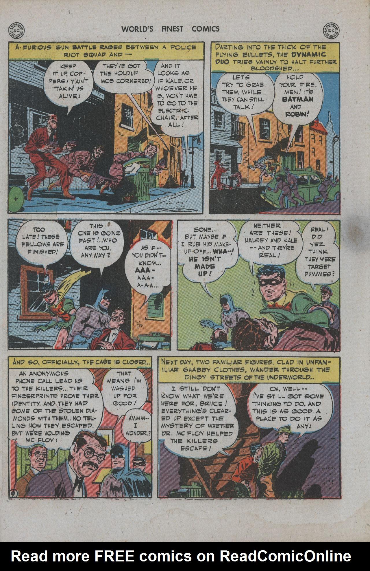 Read online World's Finest Comics comic -  Issue #15 - 79