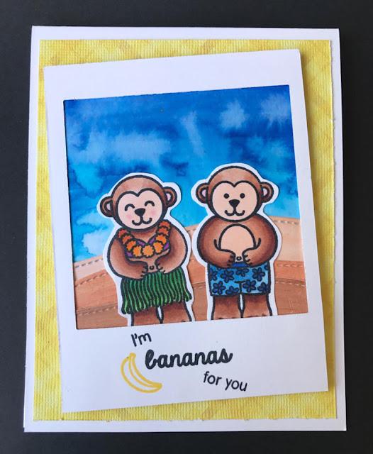 Sunny Studio Stamps: Sunny Saturday Share Customer Card by Madisen Hernandez