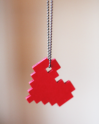 Heart necklace | Christmas Gifts For Girlfriend | DIY Gifts For Your BFF