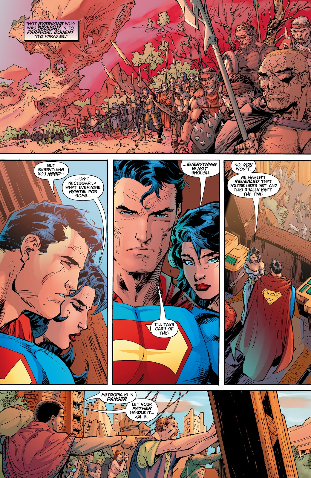 Read online Superman: For Tomorrow comic -  Issue # TPB (Part 3) - 43