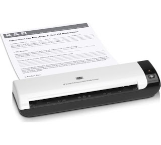 HP Scanjet 1000 Driver Download