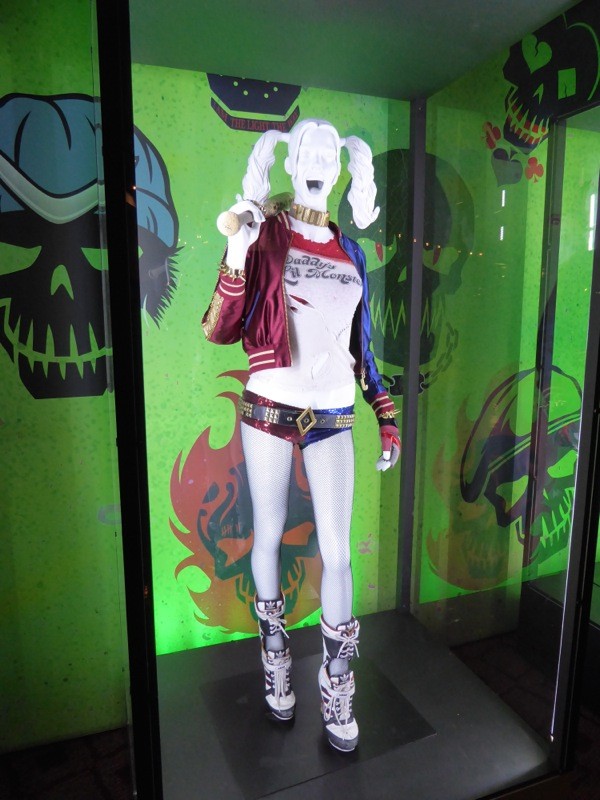 Margot Robbie Suicide Squad Harley Quinn movie costume