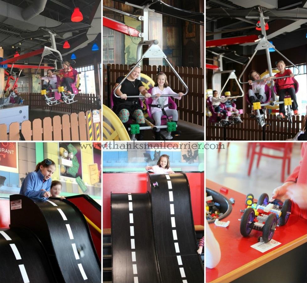 Legoland Chicago rides