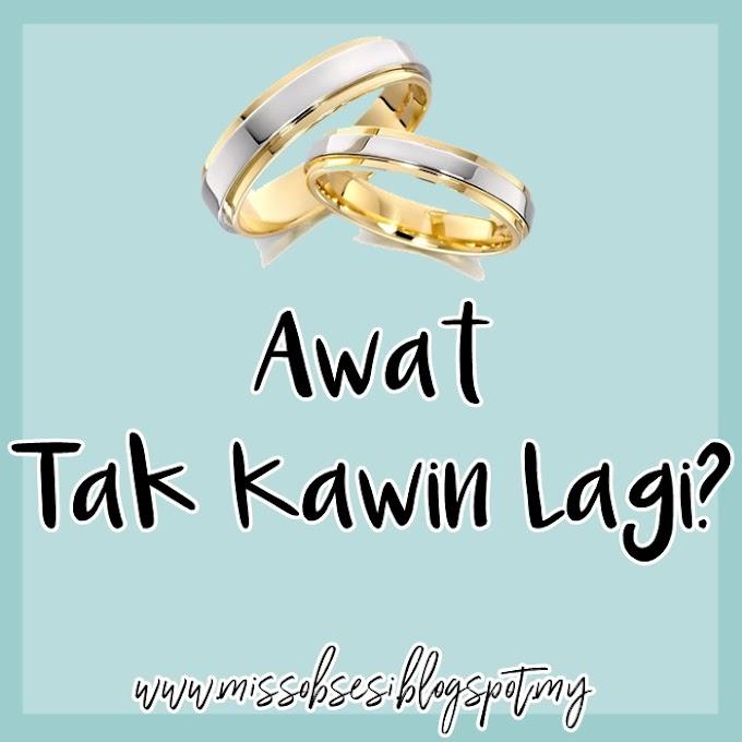 20 Jawapan untuk Hang Bila Nak Kahwin?