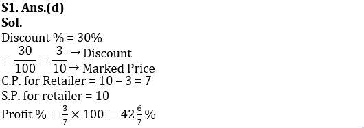 Profit And Loss Questions for SSC CGL TIER-2 & IB (ACIO) 2017_50.1