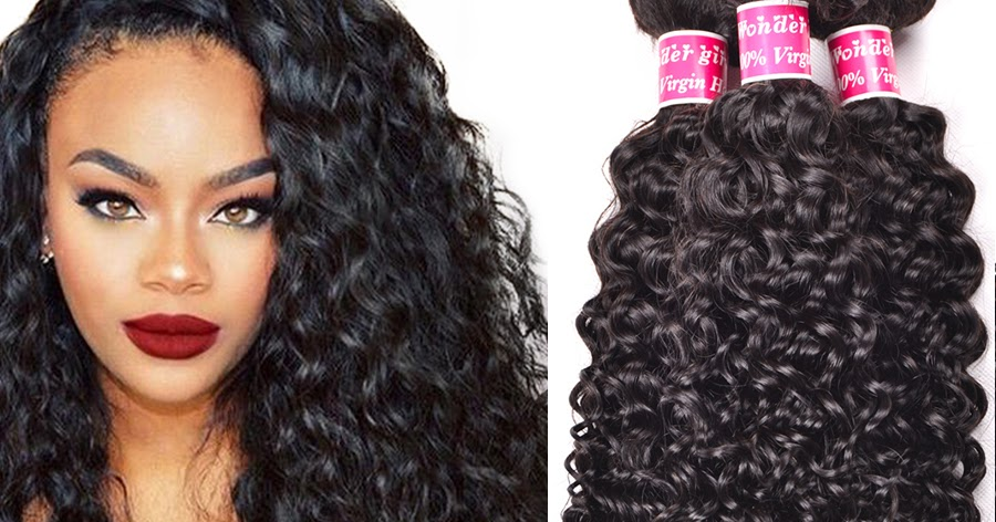 Rebehair How To Maintain Wet And Wavy Hair Weave Rebehair