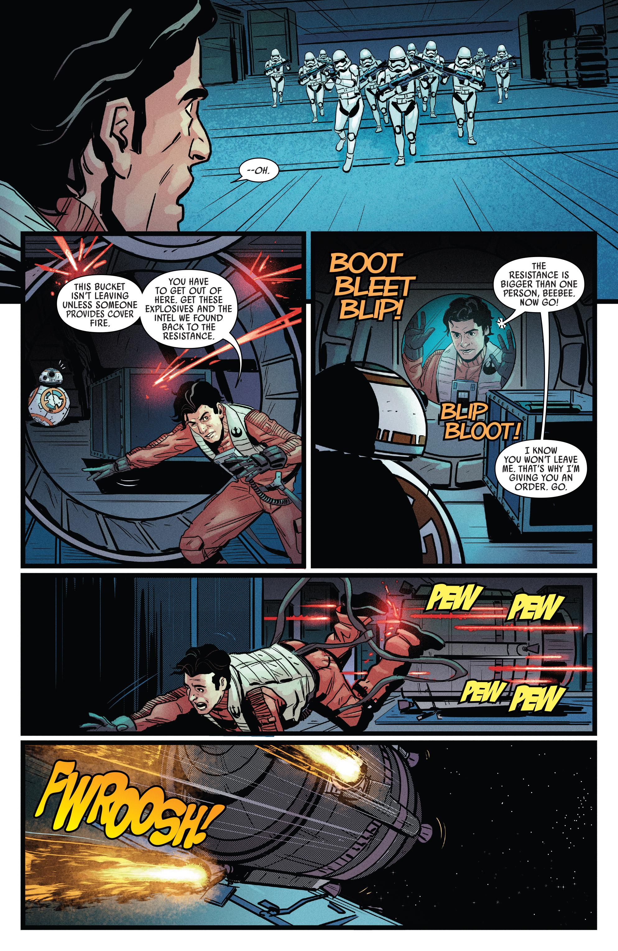 Read online Star Wars: Poe Dameron comic -  Issue # _Annual 1 - 25