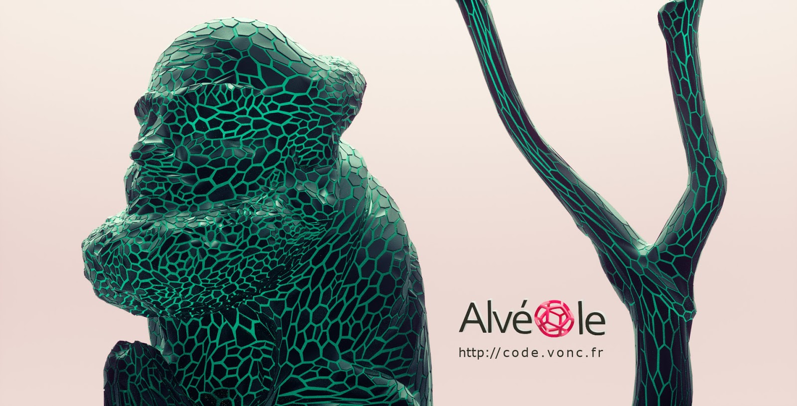 Alvéole 1.0 - Cells Effect Generator for C4D R16 - 18 - Plugins ...