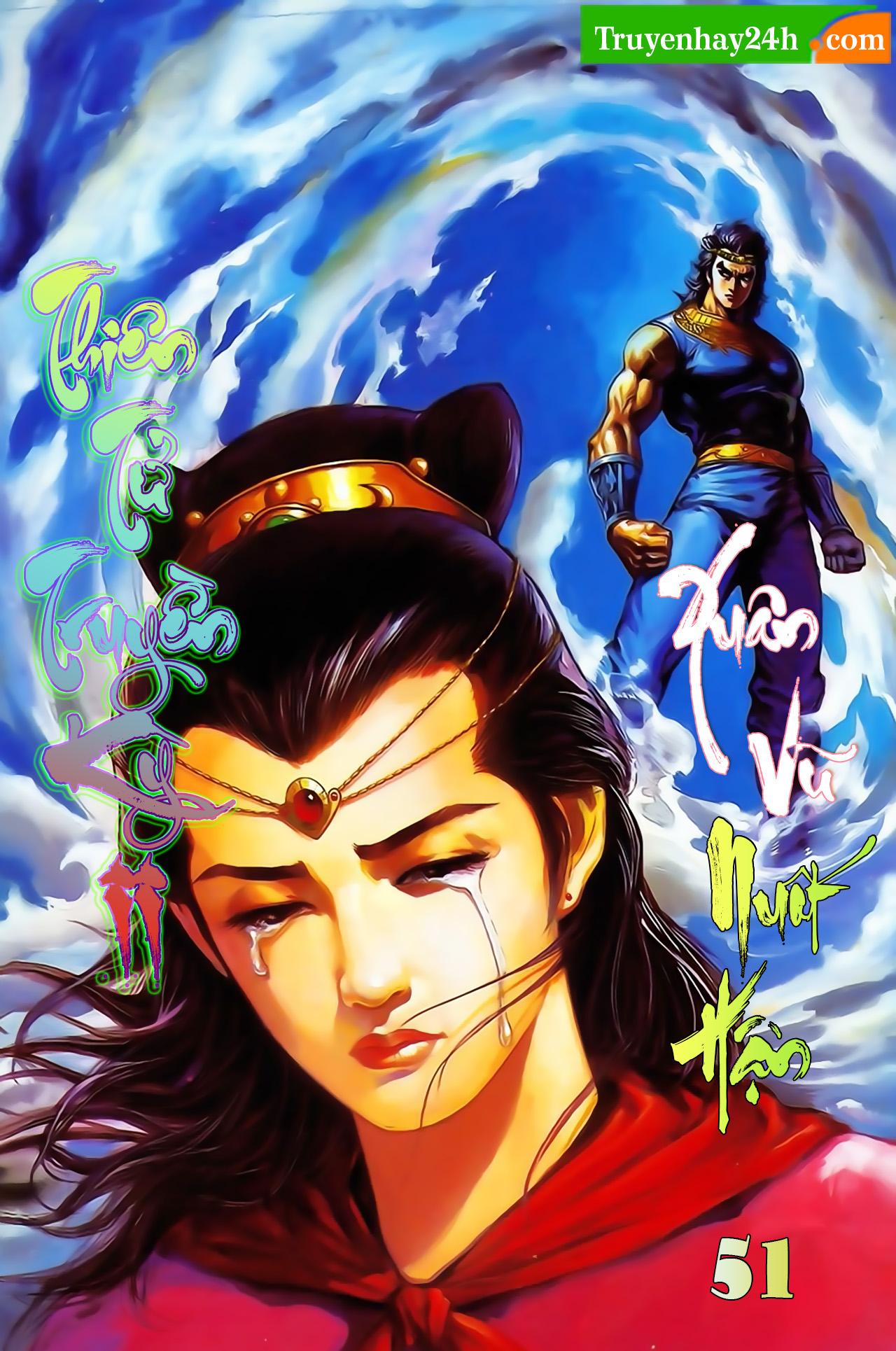 Tần Vương Doanh Chính chapter 51 trang 1