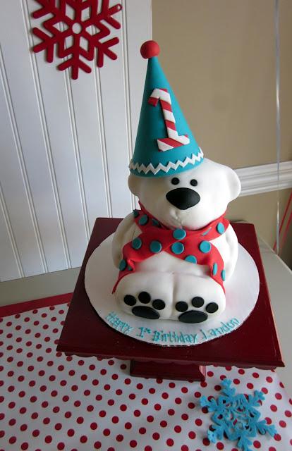 Polar Bear Cake Pan