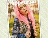 Australian magazine back issues Peppermint Brisbane Queensland